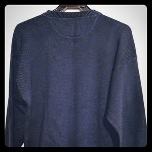 Other - Men's blue sweater size Large